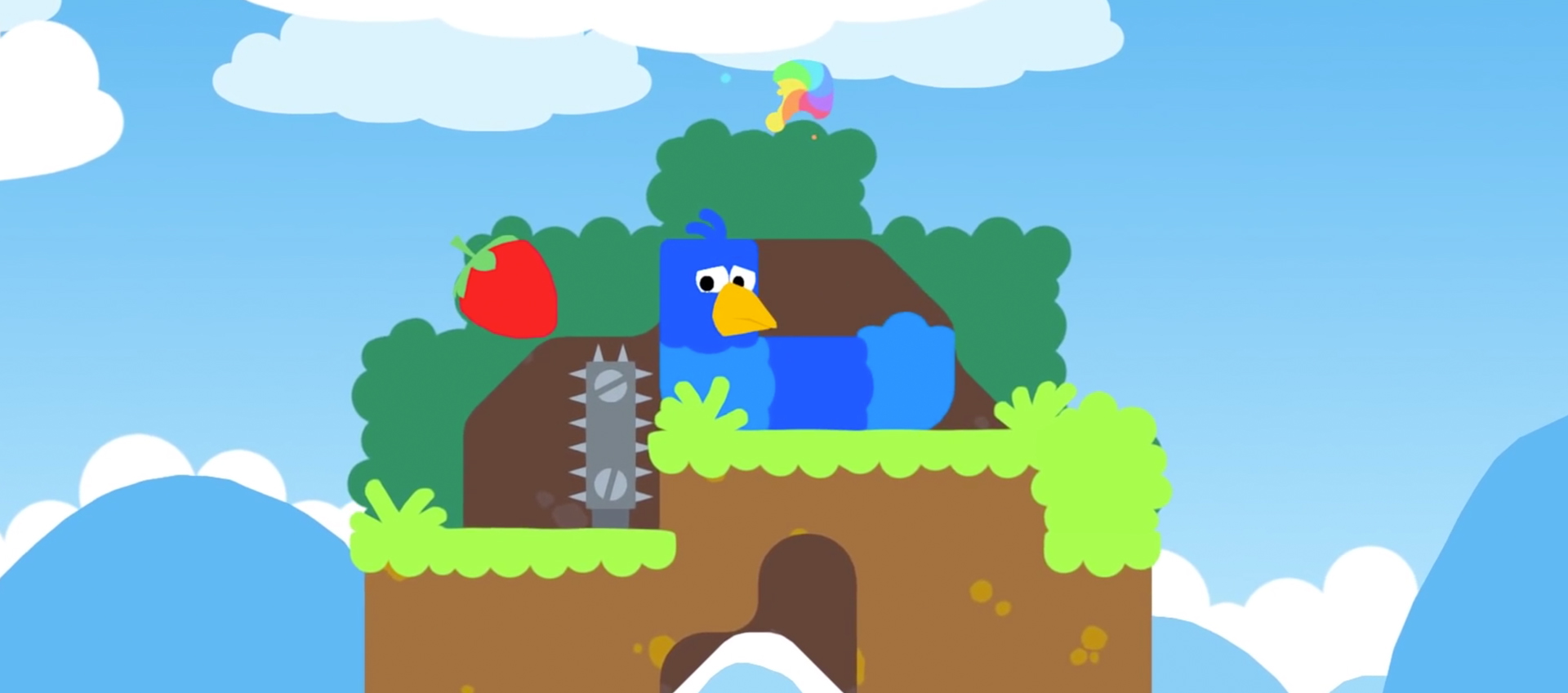Game of the Year 2015: Olivier Bouchard's Top 10: Snakebird for PC