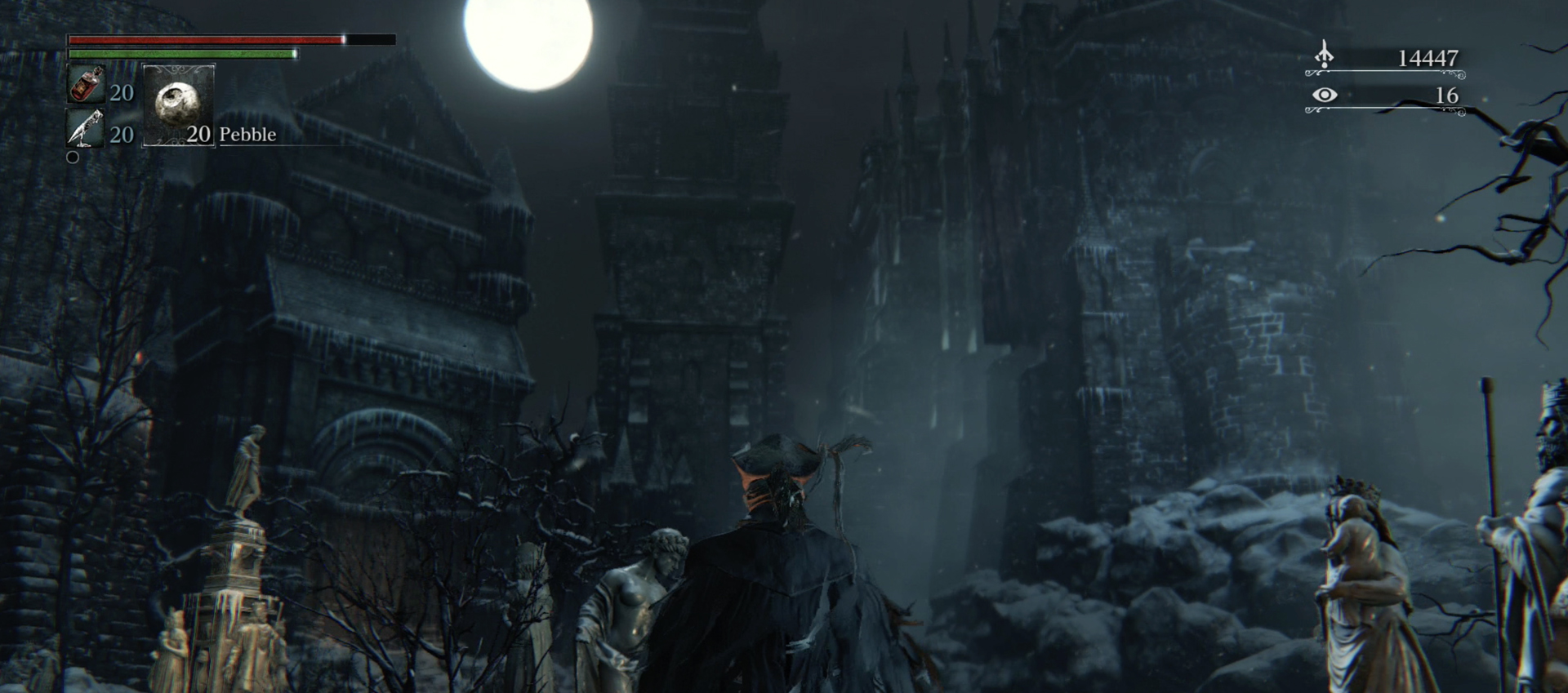 Game of the Year 2015: Olivier Bouchard's Top 10: Bloodborne for PS4 PlayStation 4 via PSN