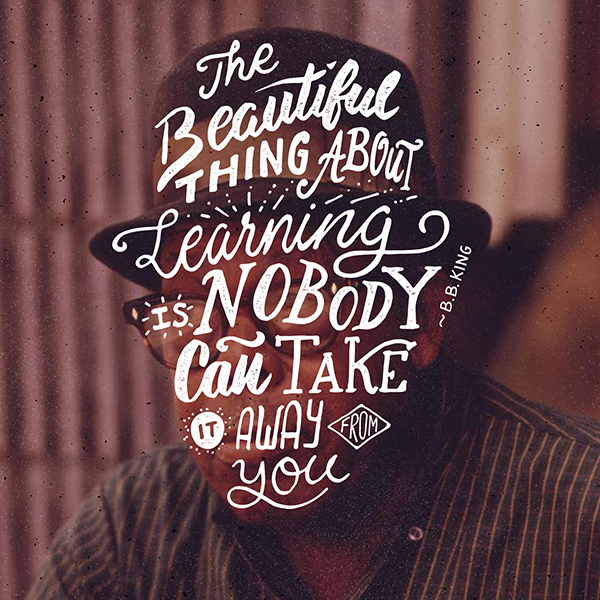 LEARNING HAND LETTERING. BY: IAN BARNARD