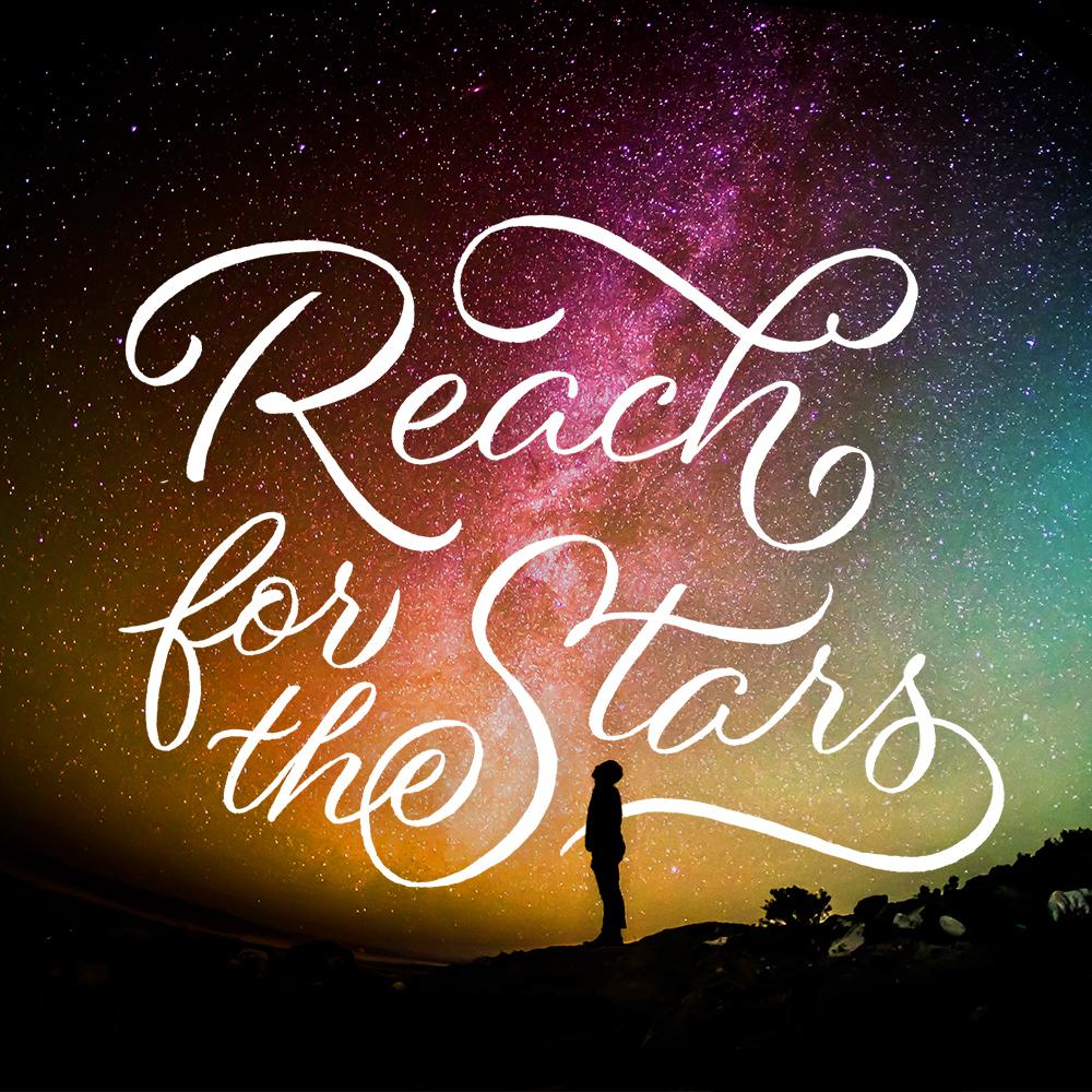 Reach-for-the-stars-lettering-leo-gomez-studio
