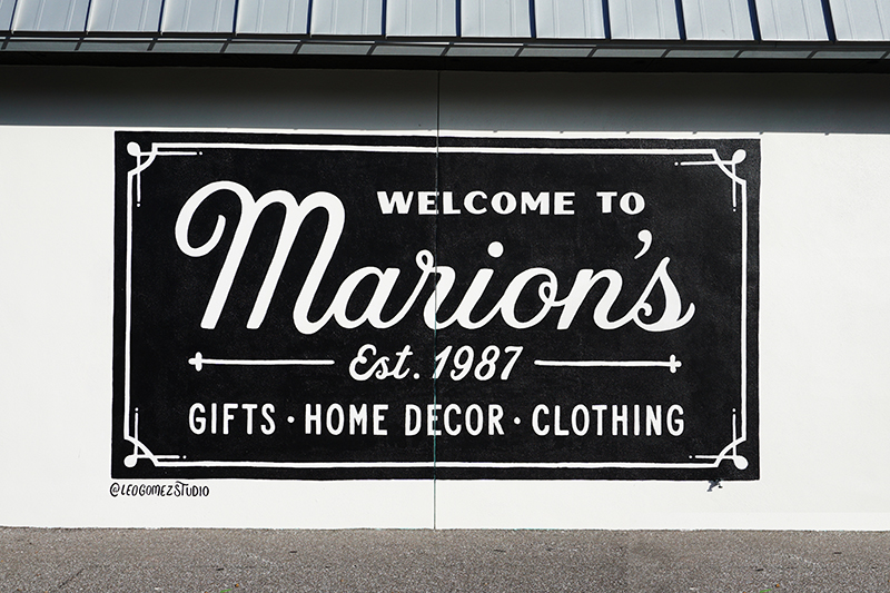 Leo-Gomez-Studio-Marions-Hand-Painted-Sign.JPG