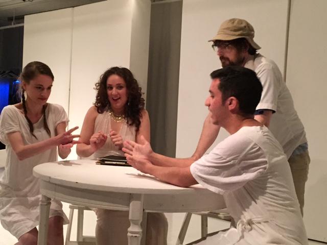with Morgan Patton, Kristen Islas, Doug Rossi, and Kevin Shivcharran