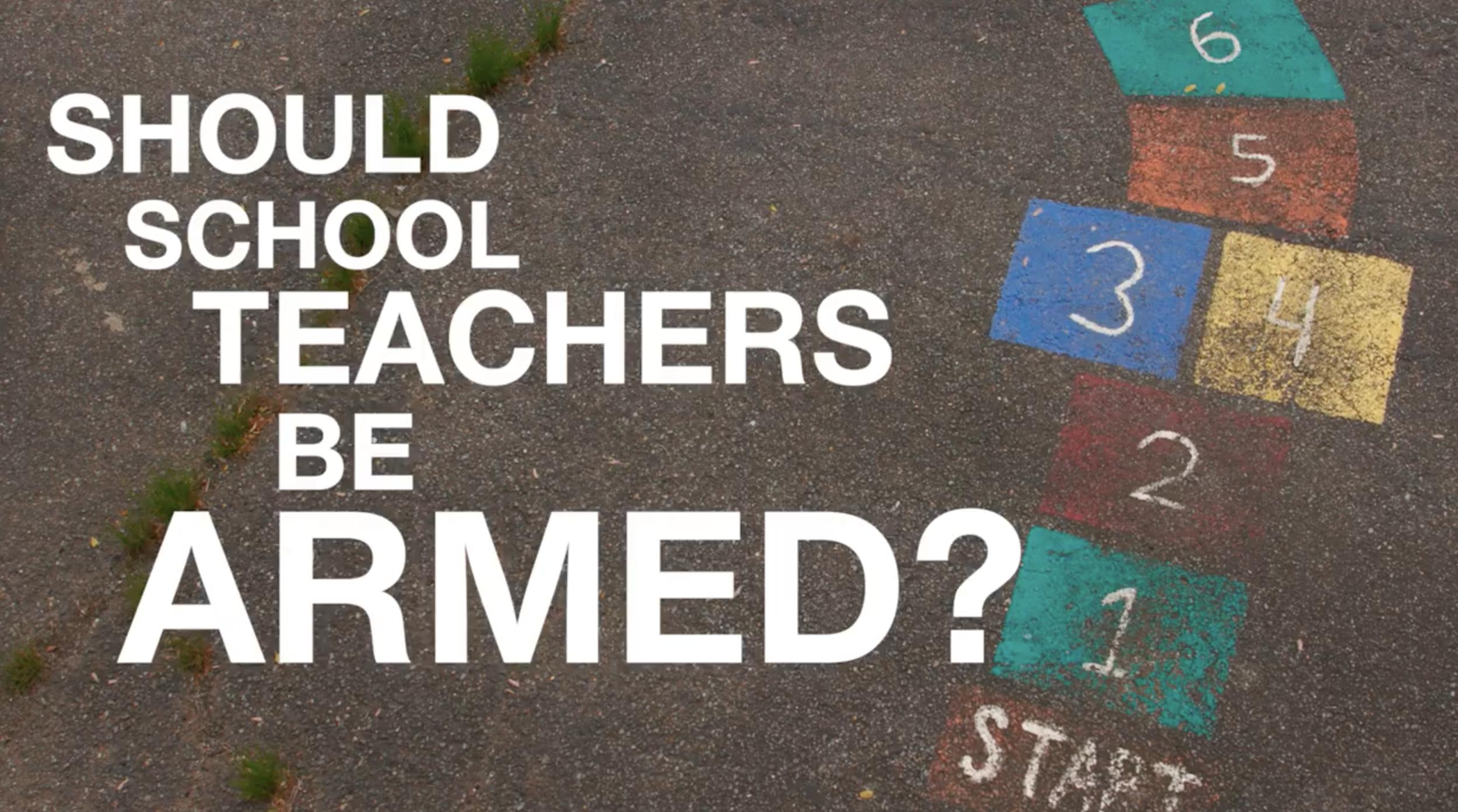 Arming Teachers