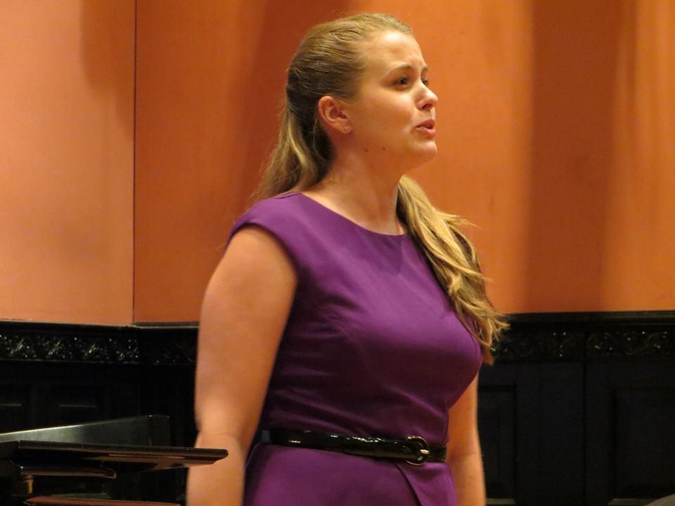 Masterclass at Russian Opera Workshop