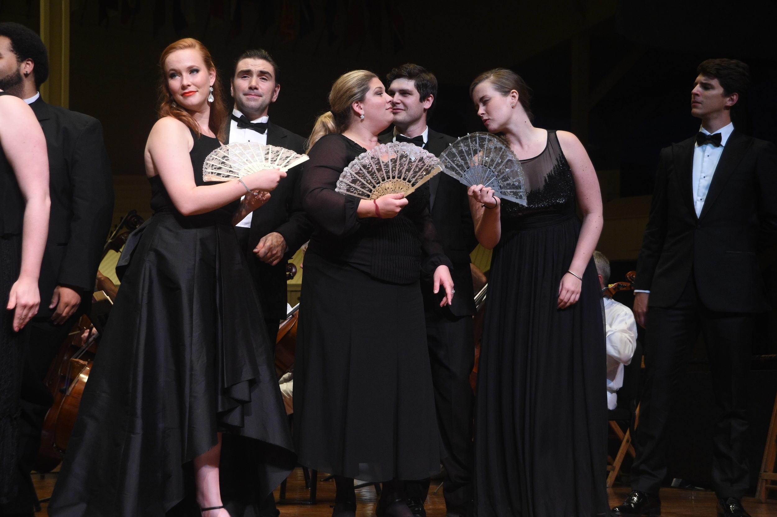 Opera Highlights Concert at Chautauqua Opera