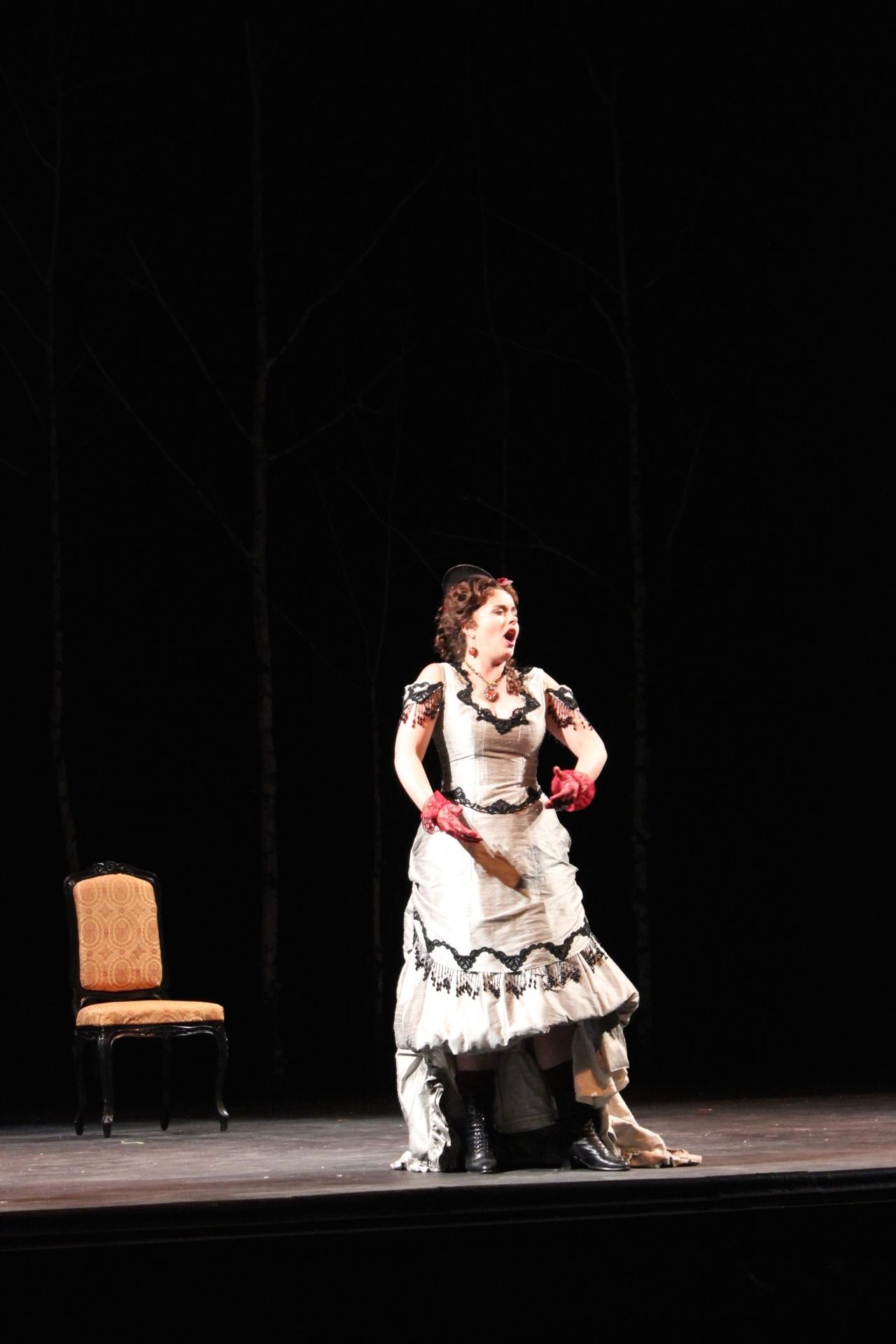 """Rosalinda in """"Die Fledermaus"""""""