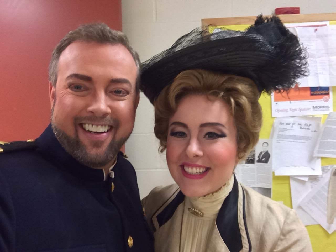 The Pinkertons at Dayton Opera