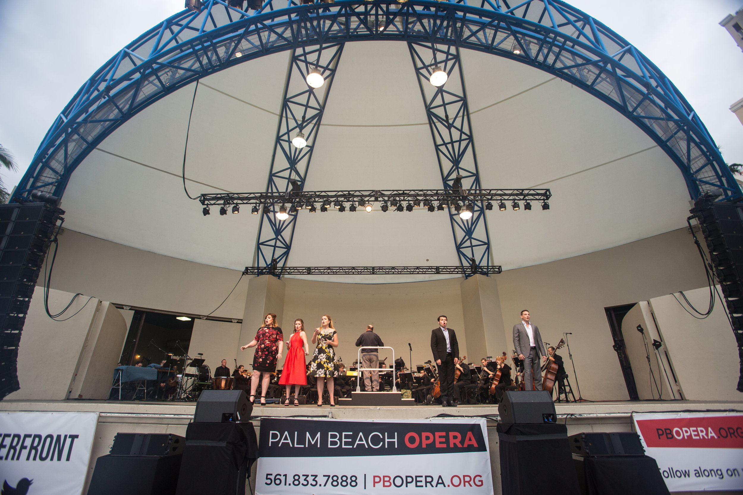 PBO: Opera on the Waterfront 2016
