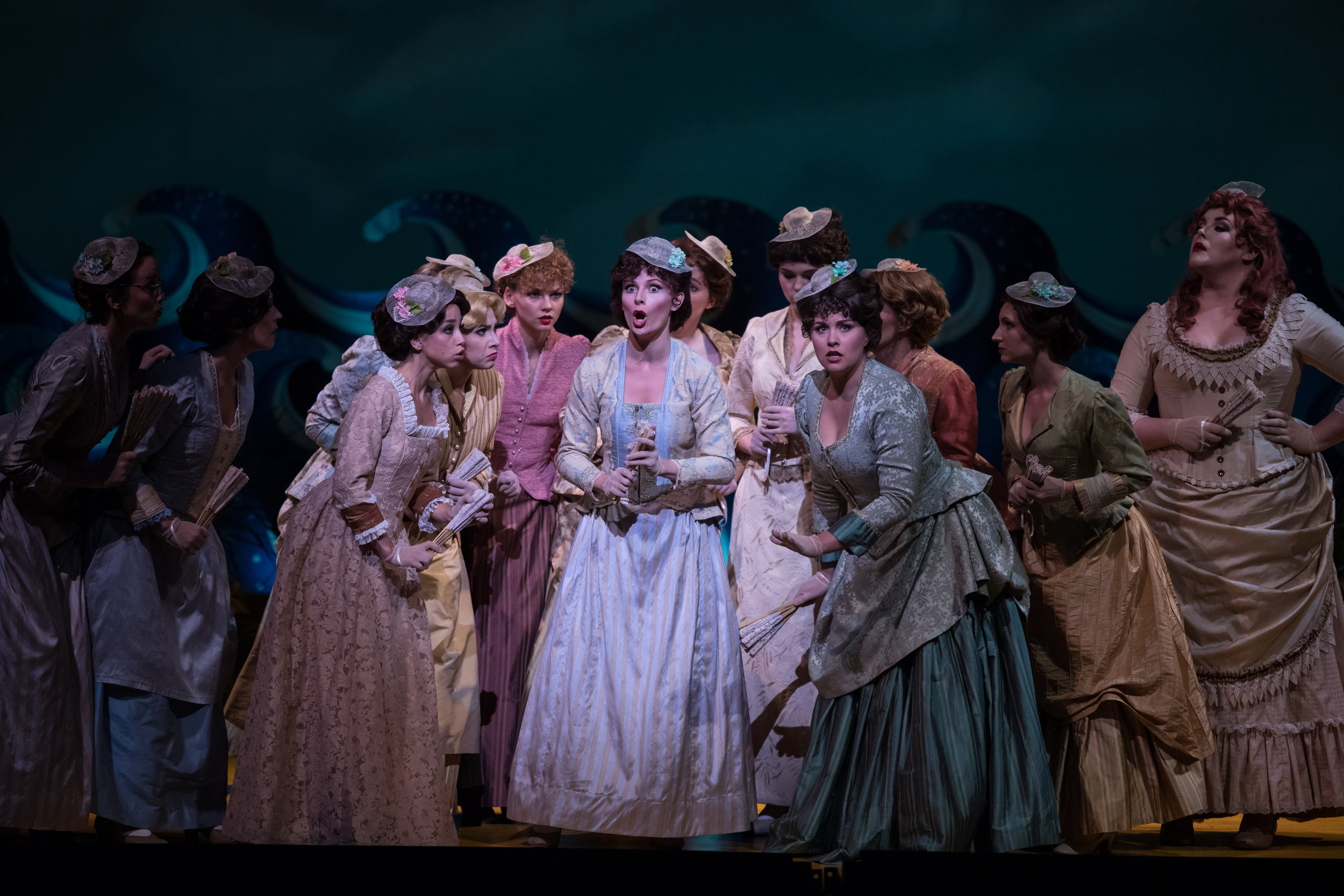 """Isabel in """"Pirates of Penzance"""""""