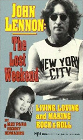 """She shared his life, his music and his love. She was his intimate companion during the time known as-  THE LOST WEEKEND.  May Pang was twenty-two. She was John and Yoko's personal assistant, a trusted member of their inner circle of carefully chosen friends and associates. She budgeted and contracted for their albums and became an invaluable part of their creative and personal lives.  When John and Yoko separated, May was enlisted to care for John as he embarked on a period known as """"The Lost Weekend"""" – an intense period of enormous creativity and violent self-destructiveness. She lived, worked, and fell deeply in love with Lennon."""