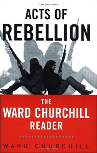 """What could be more American than Columbus Day? Or the Washington Redskins? For Native Americans, they are bitter reminders that they live in a world where their identity is still fodder for white society.  """"The law has always been used as toilet paper by the status quo where American Indians are concerned,"""" writes Ward Churchill in  Acts of Rebellion , a collection of his most important writings from the past twenty years. Vocal and incisive, Churchill stands at the forefront of American Indian concerns, from land issues to the American Indian Movement, from government repression to the history of genocide.  Churchill, one of the most respected writers on Native American issues, lends a strong and radical voice to the American Indian cause. Acts of  Rebellion shows how the most basic civil rights' laws put into place to aid all Americans failed miserably, and continue to fail, when put into practice for our indigenous brothers and sisters. Seeking to convey what has been done to Native North America, Churchill skillfully dissects Native Americans' struggles for property and freedom, their resistance and repression, cultural issues, and radical Indian ideologies."""