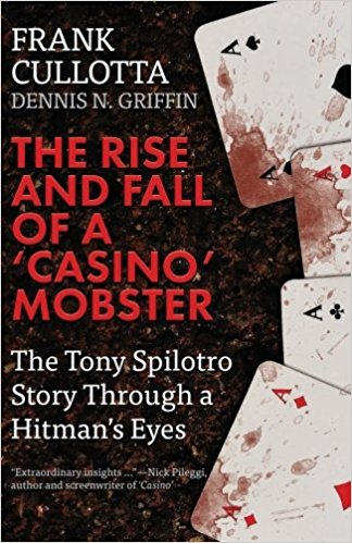 "The True Story Behind The Hit Film 'Casino' From An 'Enforcer' Who Lived It Tony Spilotro was the Mob's man in Las Vegas. A feared enforcer, the bosses knew Tony would do whatever it took to protect their interests. The ""Little Guy"" built a criminal empire that was the envy of mobsters across the country, and his childhood pal, Frank Cullotta helped him do it. But Tony's quest for power and lack of self-control with women cost the Mob its control of Vegas; and Tony paid for it with his life"