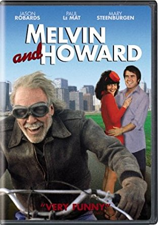 What begins as an ordinary night for Melvin ends as the most fortunate moment of his unlucky life when he picks up an eccentric hitchhiker. Melvin scoffs when the man says he's reclusive billionaire Howard Hughes. But his scorn turns to joy when he receives a letter naming him heir to Hughes' fortune! The hard part is convincing his long-suffering wife, Lynda (Mary Steenburgen), his friends and the estate lawyers in this touching, slice-of-life satire.
