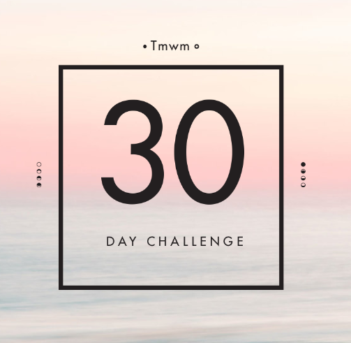 Join our 30 Day Mindful Wealth Challenge