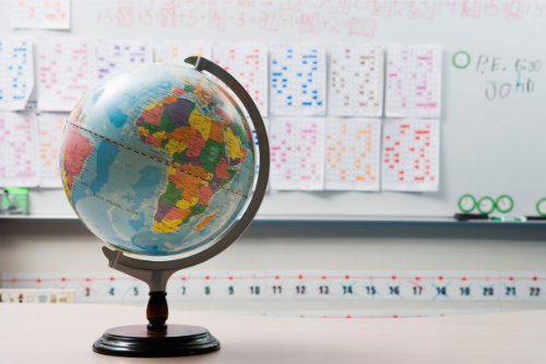ClassCover — Year 7-10 Geography Activities and Strategies
