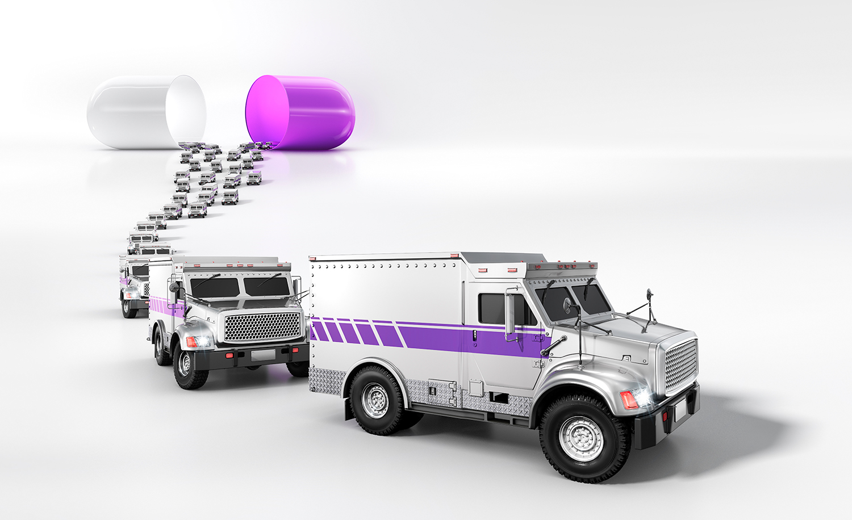 SHAW4513_Sharpe_Pharmaceutical_trucks_Electric_Art_convoy.jpg