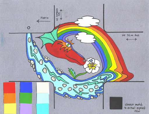 Project Brook: Rainbow Dragon