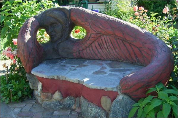 Share-It Square Angel Bench (2003)