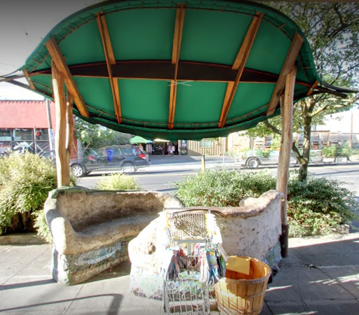 Mirador Community Bench (2003)