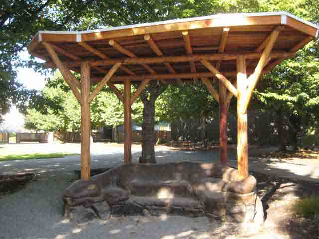 Mary Barrett Memorial Gathering Place (2008)