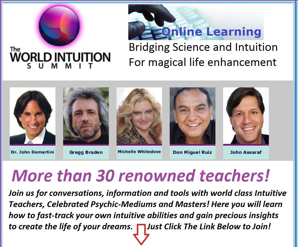 World Intuition Summit
