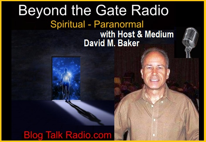 Celebrity Medium & Author, Michelle Whitedove on Beyond the Gate radio