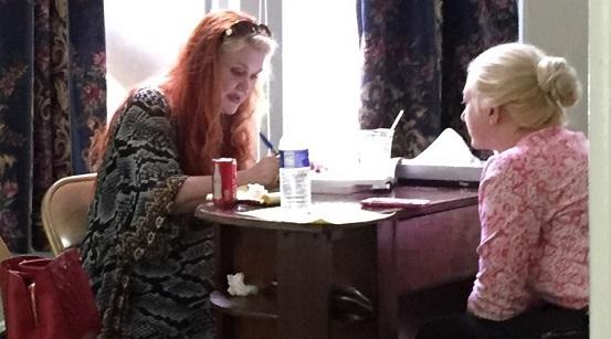 Michelle Whitedove Celebrity Psychic readings