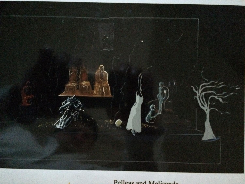 Pellets et Melisande