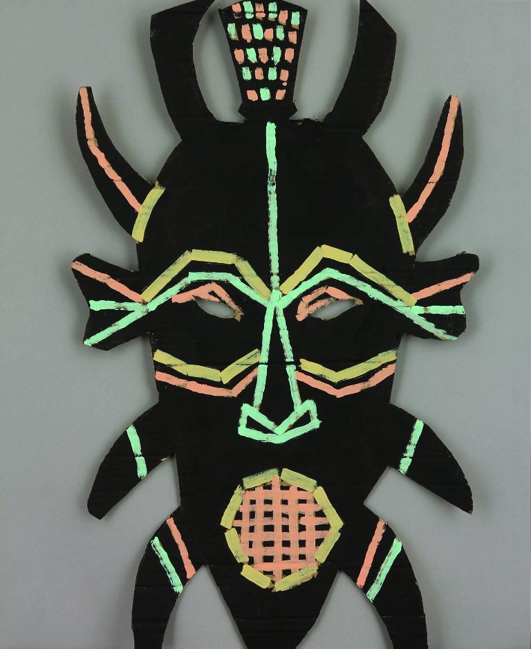 Senufu Mask