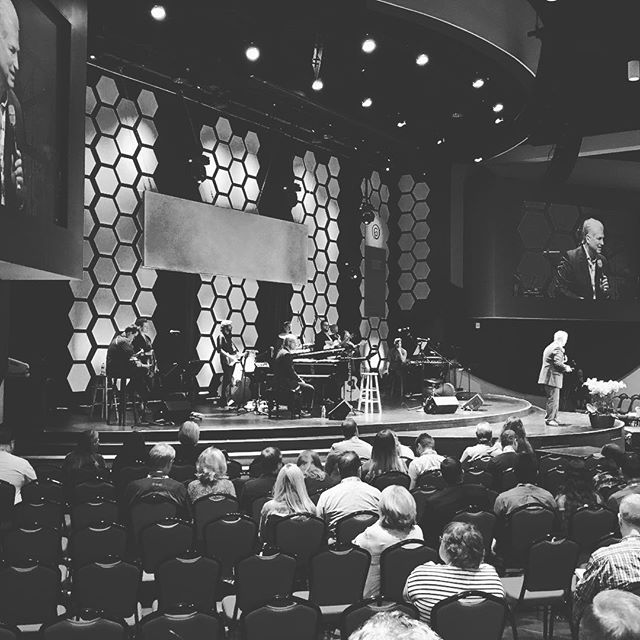 Thankful for our friends at the SING! Conference who are doing a beautifully Christ-exalting job of equipping and refreshing his saints this week. Who's here with us?! _________________ #sing2017
