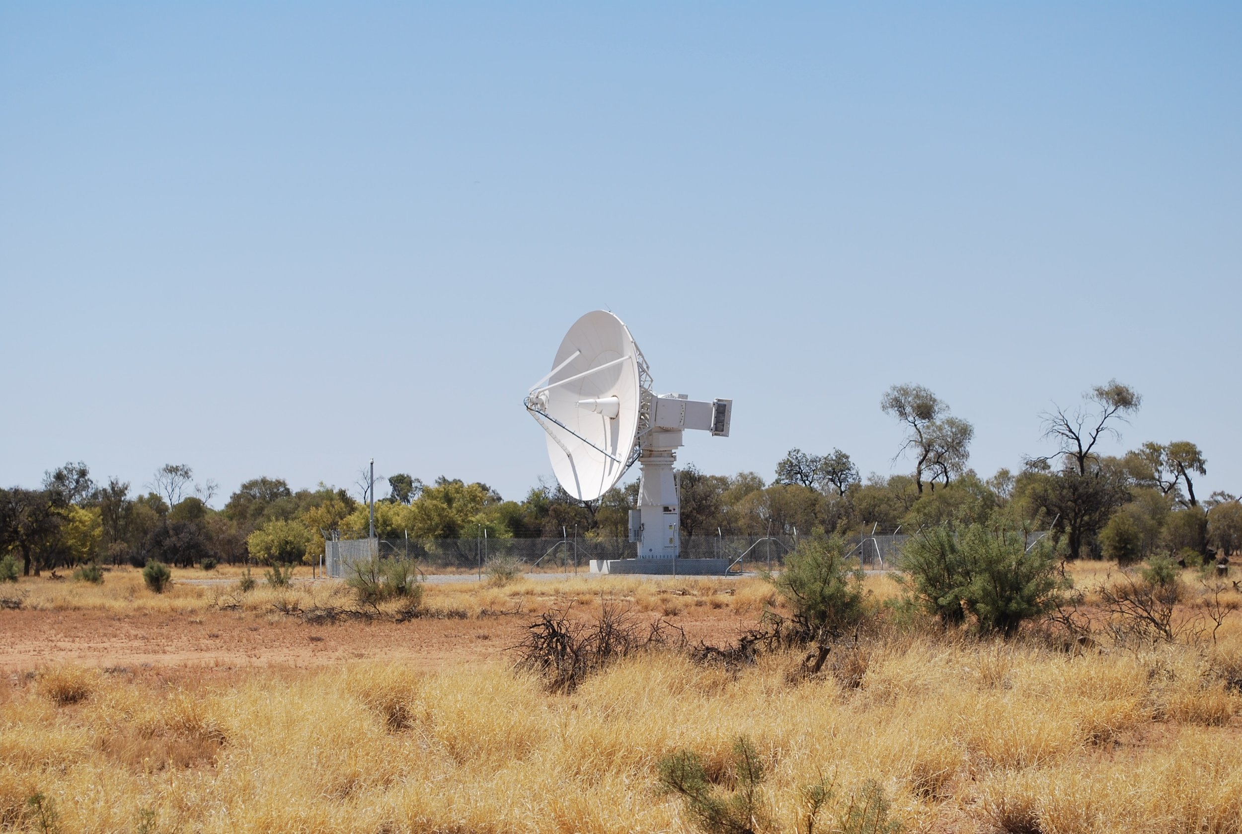 MEDIA RELEASE: REAL-TIME EARTH GROUND STATION