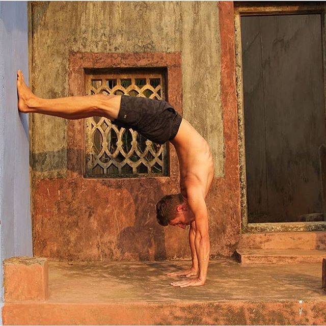 Anton @antonjageryoga sends his love from India! He is looking forward to great bali vibes 🌴🌴🌴 and meeting everyone in May! . We are at our final spots before May's residential training is full. Registration will be closing early. Head on to www.routesofyoga.com/events for details. . . . . . . . #balivibes #yoga #yogalife #yogajourney #ubudyoga #baliyoga #india #indiayoga #yogateachertraining