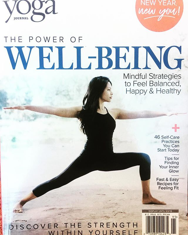 ROY co-founder Daphne on the cover of @yogajournal US! . Taken in Mysore, India, where the pursuit of yoga asana at times verges on contortionism, it especially brings her joy to see the simplicity of #virabhadrasana2, #warriorpose, used to express the notion of power and well being 🕊 . . . . . . #warrior2 #vibharidasna2 #wellness #yogajournal #mysore #india #daphnecharles #yoga #yogaposes #cover ----