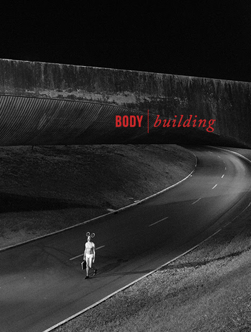 Body | Building explores the body's relation to architecture and space. We write about the experiential qualities about the city. Read it in full  here