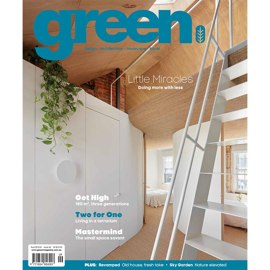 Free to Feed featured in Green Magazine 'Upfront' issue 63. View the web article 'Come Together'  here .