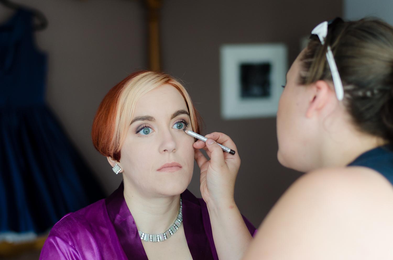 wedding makeup artist south west
