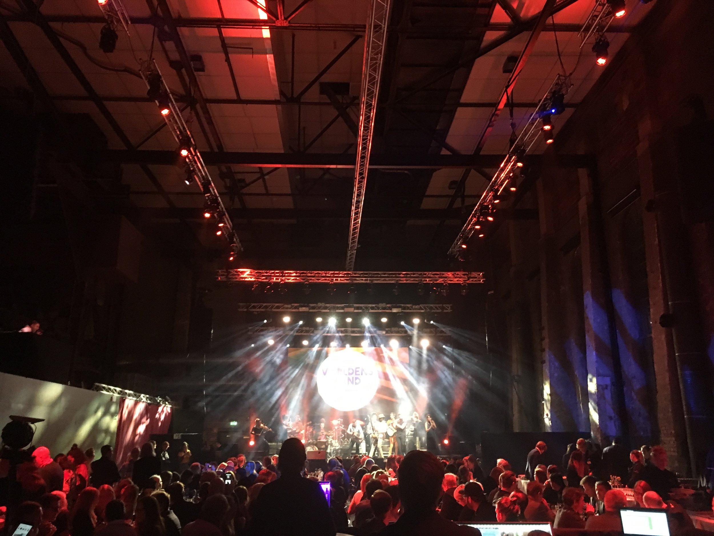 Showcase i Värmekyrkan!