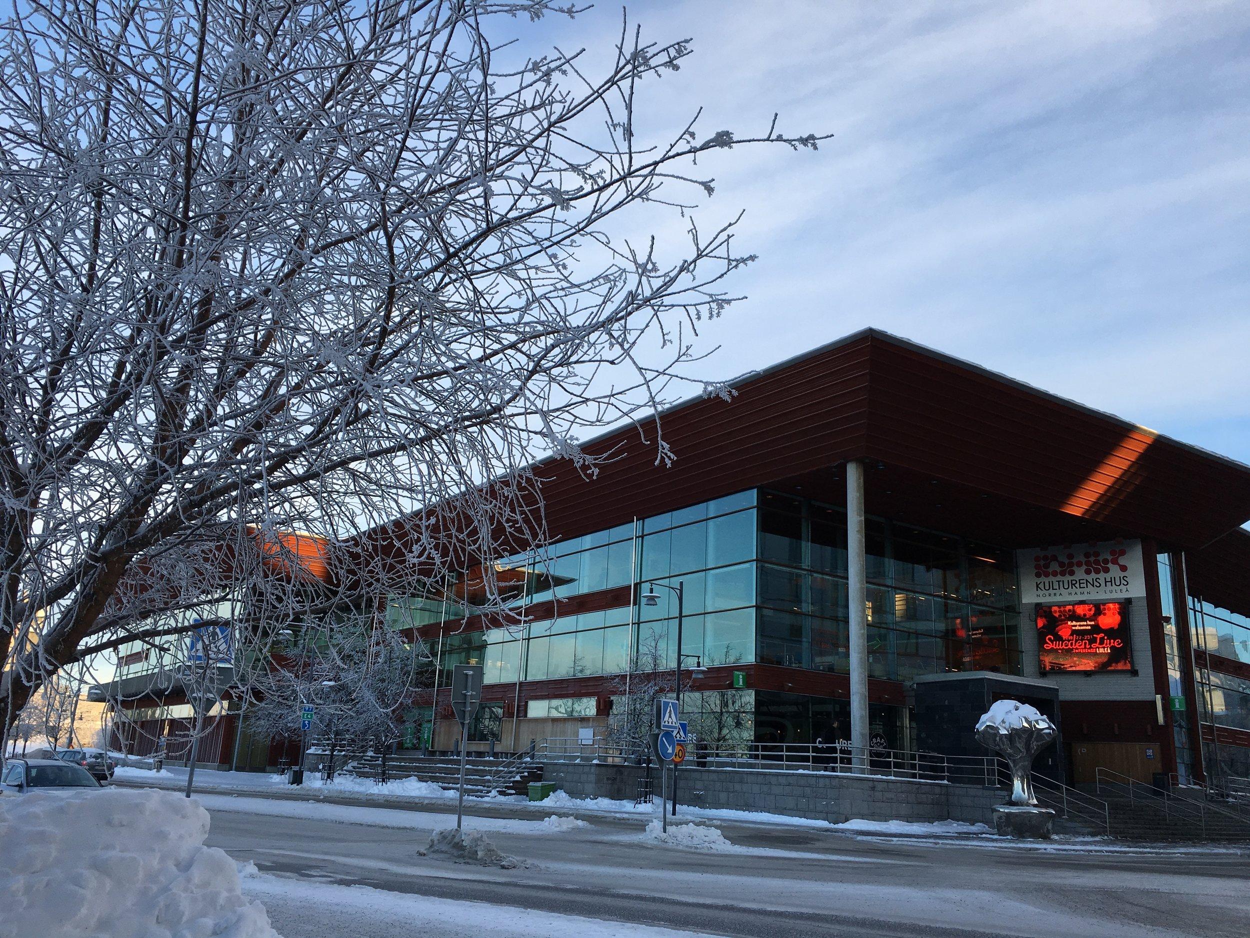 Luleå Kulturhus