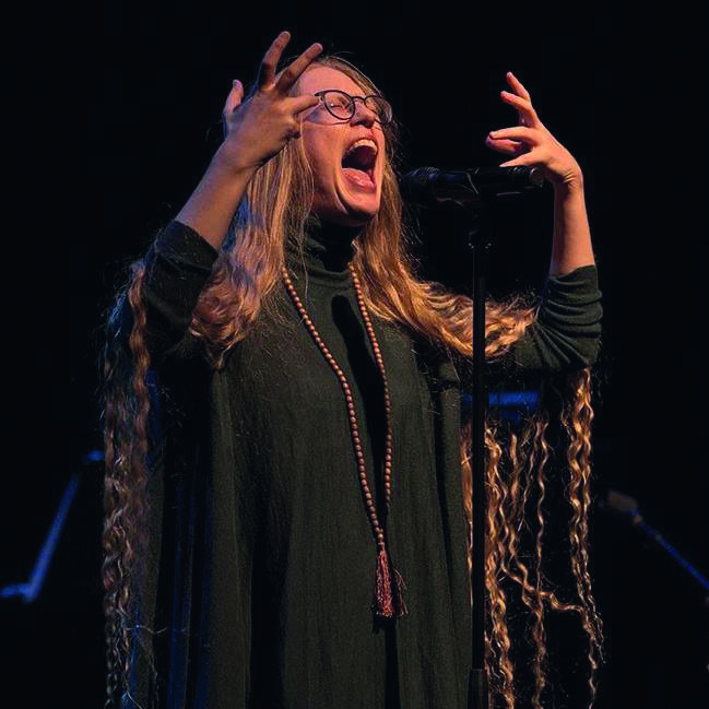 ANNA FÄLT Sweden  Representing band: ANNA FÄLT  Genre: Experimental vocal folk & world music