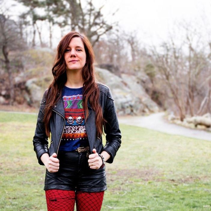 LISA LIDEHÄLL - Sweden  Representing band: SYNDROMET  Genre: Punk & Pop-Rock
