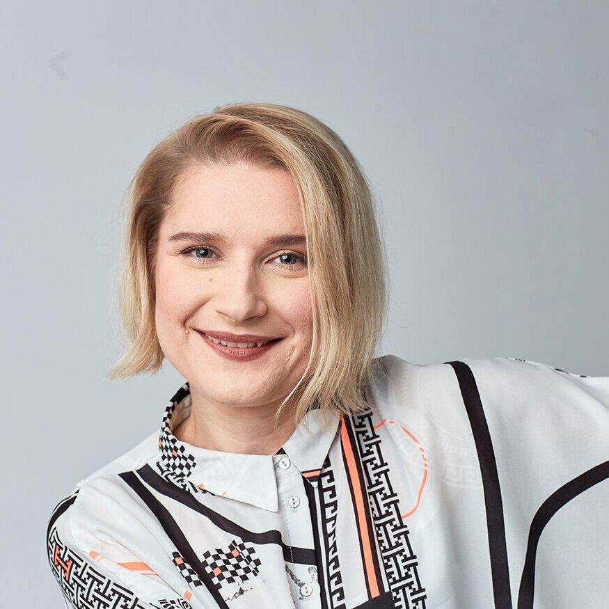 KAROLINA MALACZEK programme manager Adam Mickiewicz Insitute Warsaw, Poland