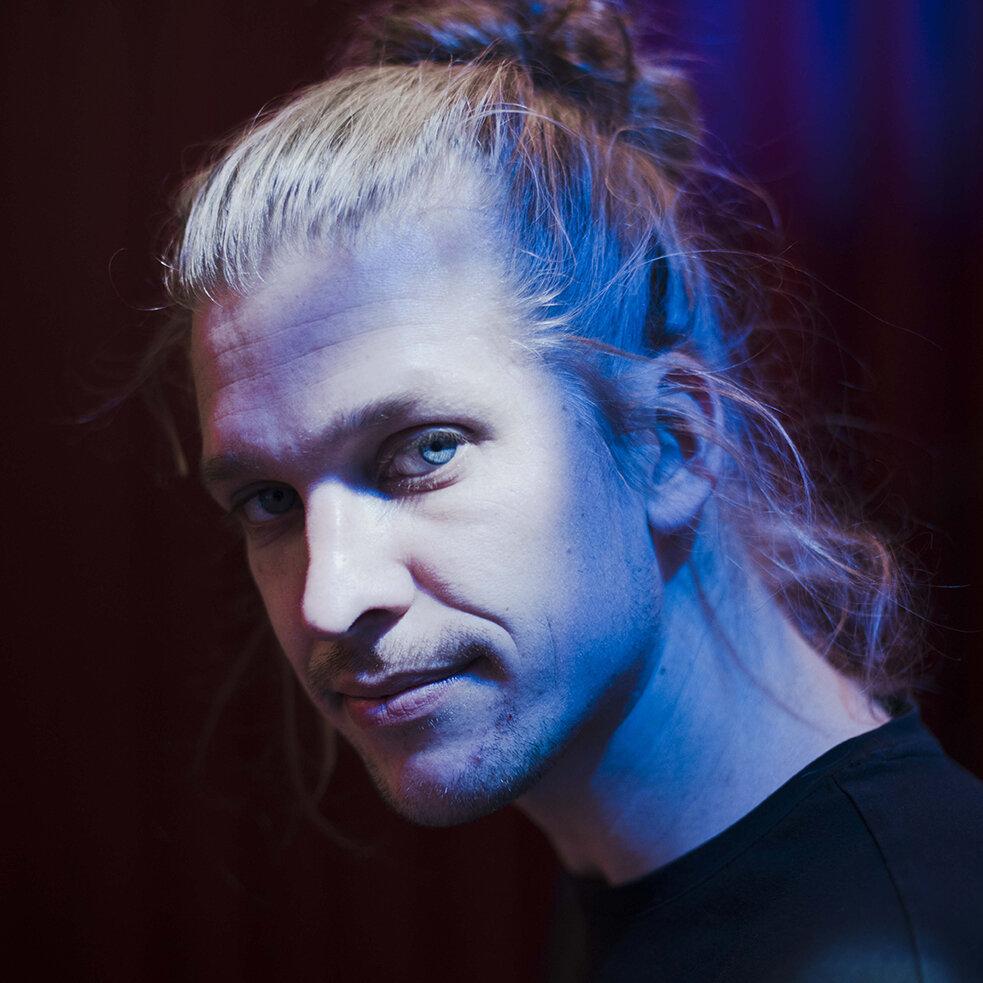 JOHANNES AHUN Estonia  Representing band: OOPUS  Genre: Folktronica