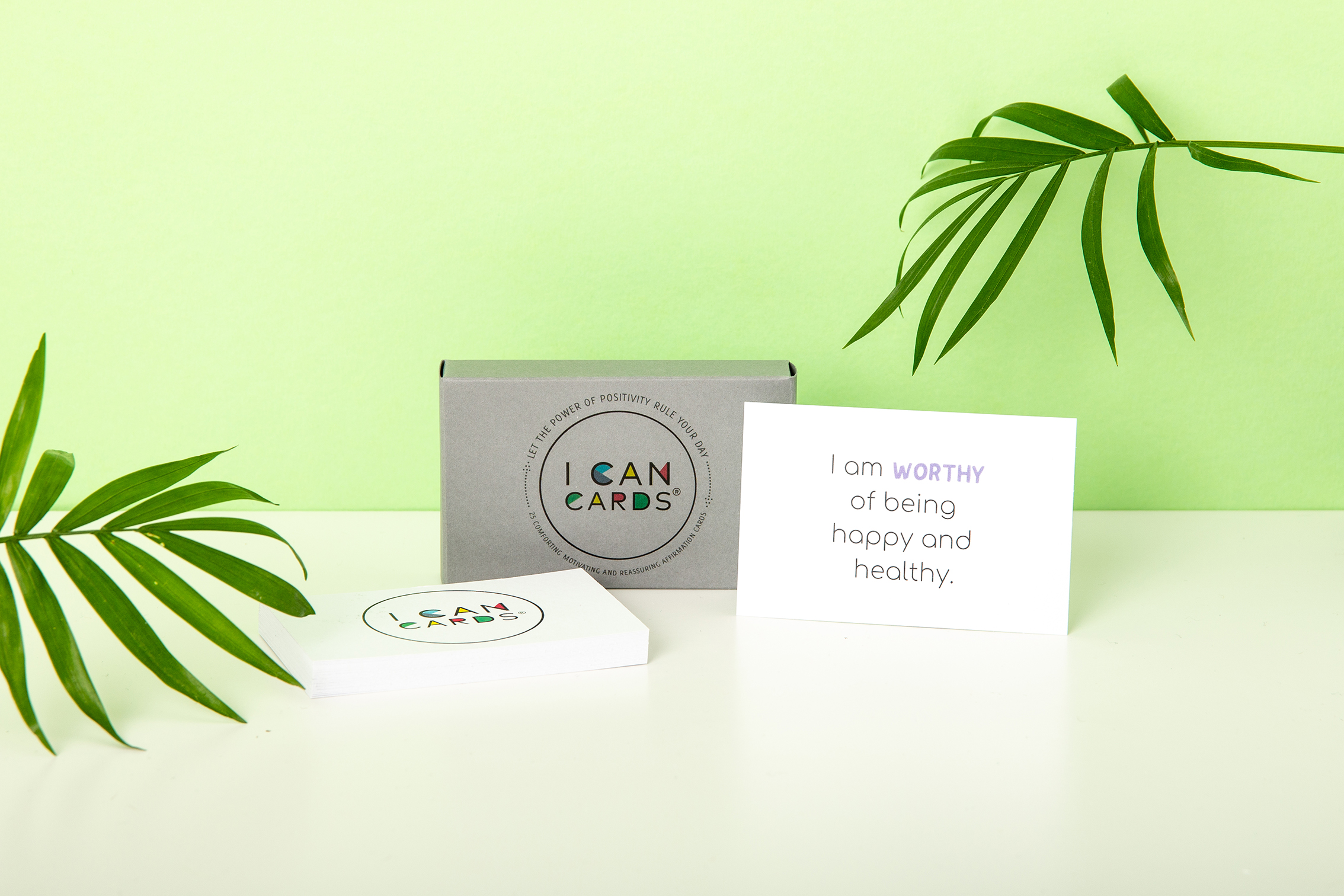 Body and Mindset  I Can Cards