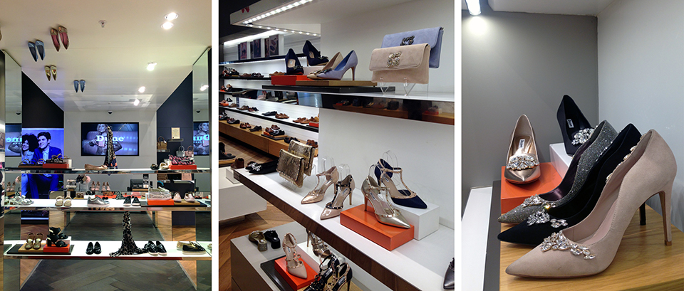 The Dune, London store in Sandton City