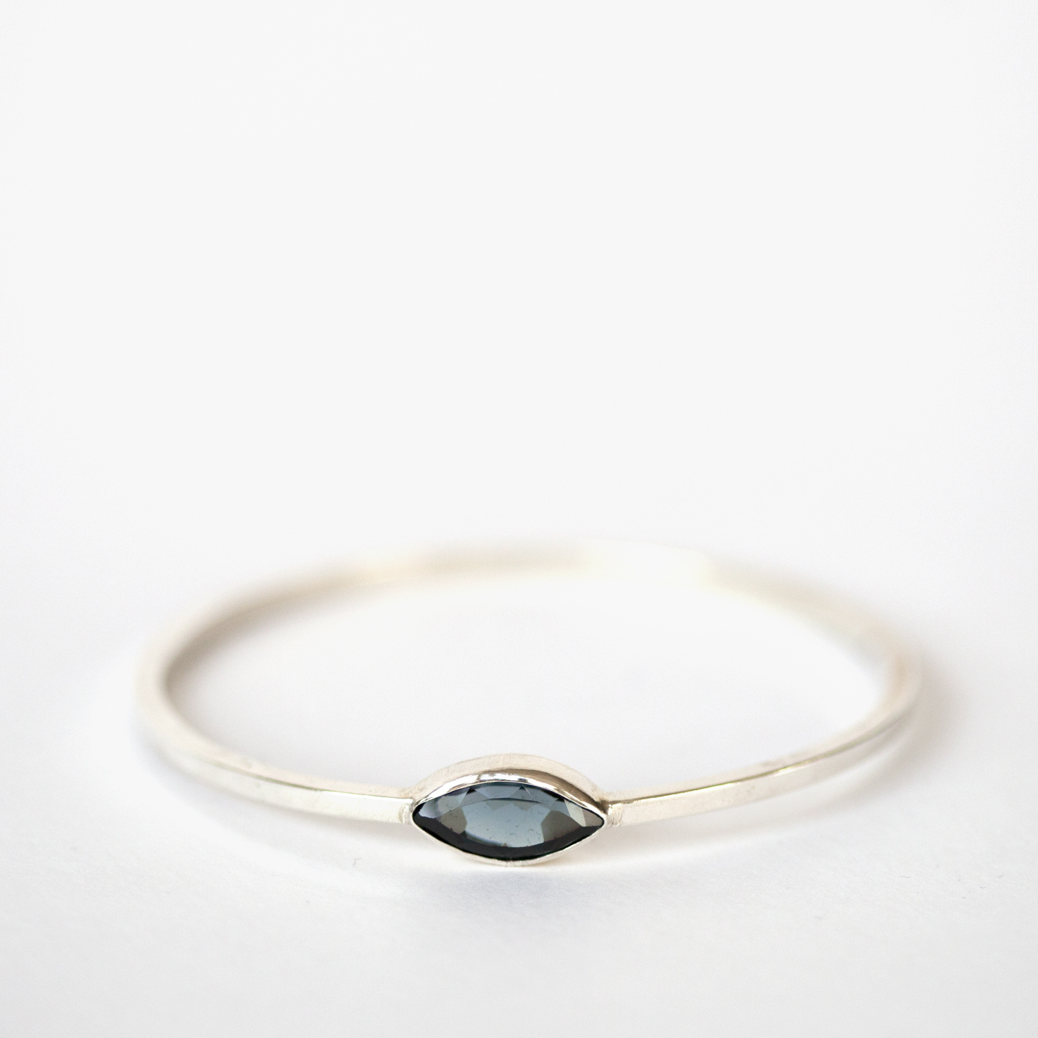 a mano-question the answer-sterling silver-cuff-bracelet-gemstone-london blue topaz-jewelry-handmade.jpg