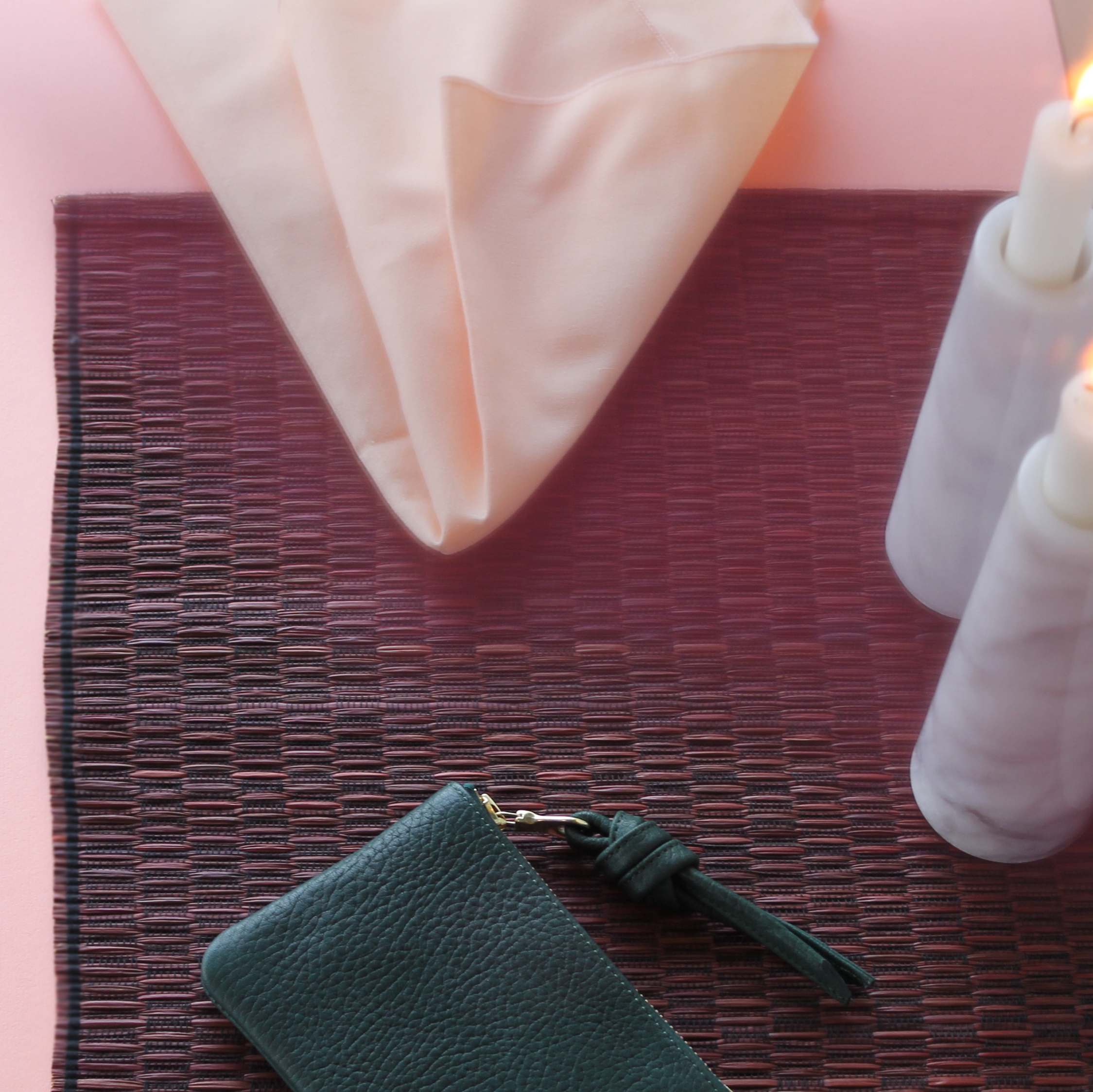 SMALL POUCH BY RENNES