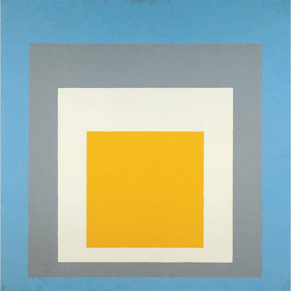 50s Josef Albers: Homage to the Square