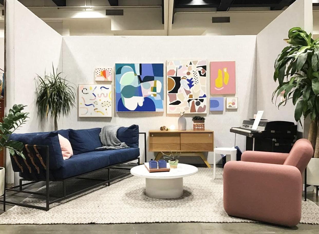 Forage Modern Workshop  +  Hygge & West  Make Room, 2017