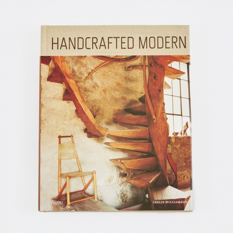 Hand Crafted Modern, Leslie Williamson