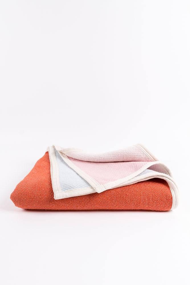 Michele Rondelli Cotton Blanket Shibuya, Zig Zag Zurich